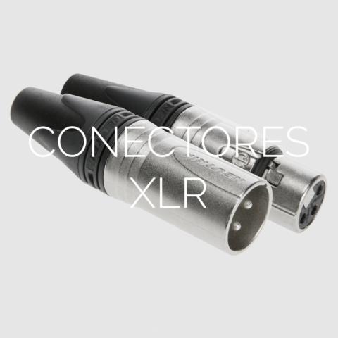 Conectores XLR